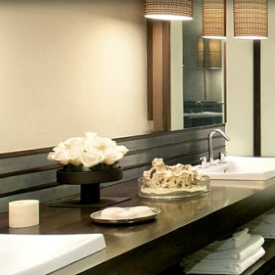 The Setai Bathroom - 40 Broad Street Condos for Sale