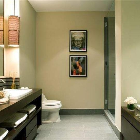 40 Broad Street Bathroom - Manhattan Condos