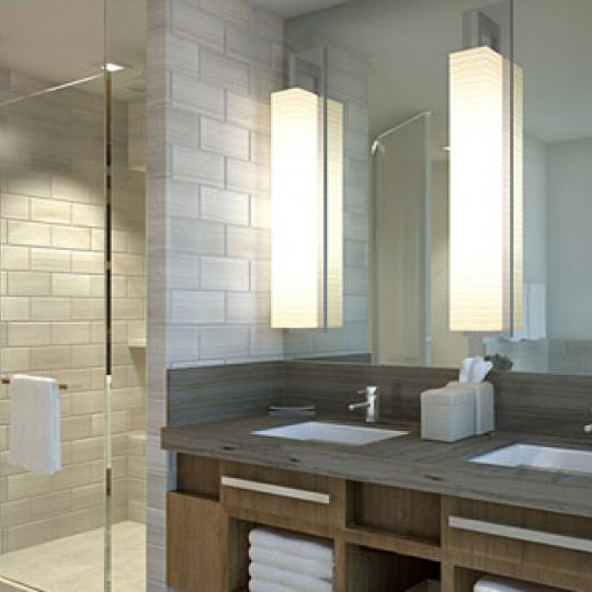 400 Fifth Avenue Bathroom – Manhattan New Condos