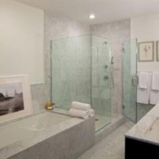 415 Greenwich Street Manhattan - Bathroom at Tribeca Summit