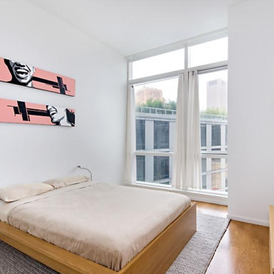 200 Chambers Street Bedroom - Condominiums for Sale NYC