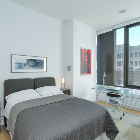 25 Bond Street Manhattan – Bedroom