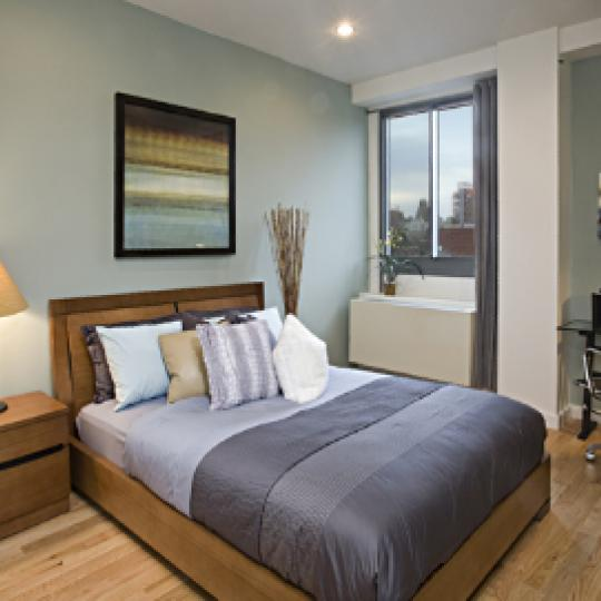 38 Delancey Street Bedroom – Manhattan New Condos