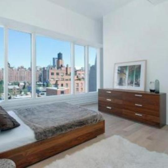 459 West 18th Street Bedroom - New Condos for Sale NYC