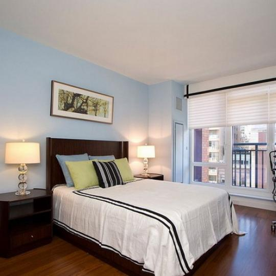 45 Park Avenue New Construction Condominium Bedroom