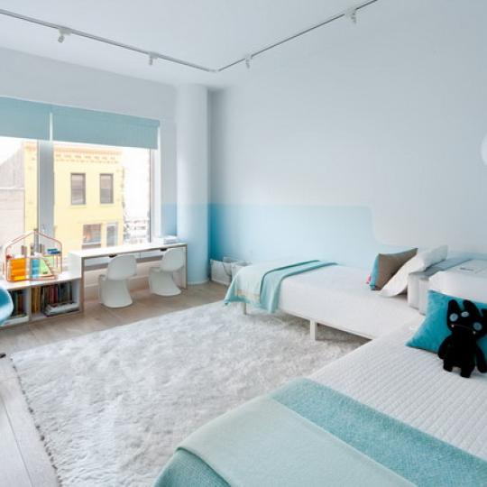 520 West 19th Street NYC Condos – Bedroom at 520 West Chelsea