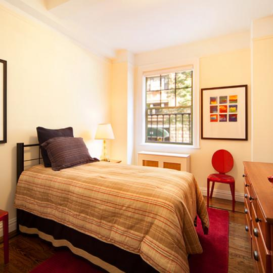595 West End Avenue Bedroom - Condos for Sale