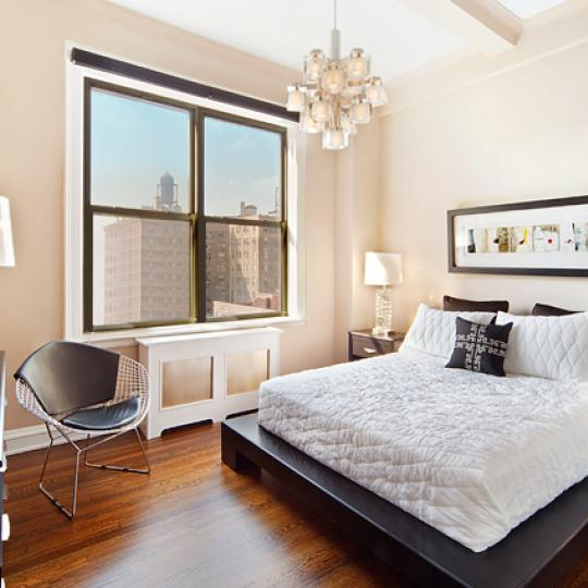595 West End Avenue Condominiums – Bedroom
