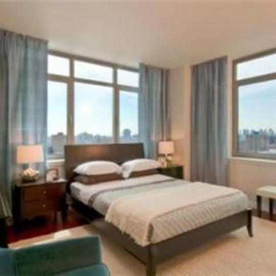 5th on the Park New Construction Building Bedroom – NYC Condos