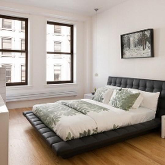 77 Reade Street Condominiums – Bedroom