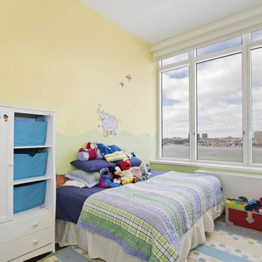 Avery New Construction Building Bedroom – NYC Condos