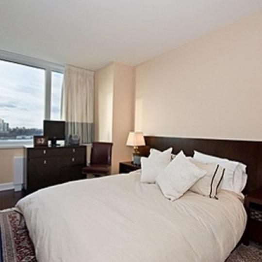 100 Riverside Boulevard Bedroom – Manhattan New Condos