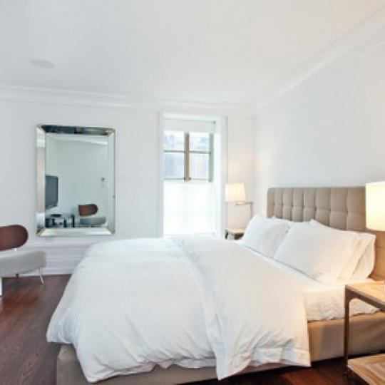 140 East 63rd Street Bedroom – Manhattan New Condos