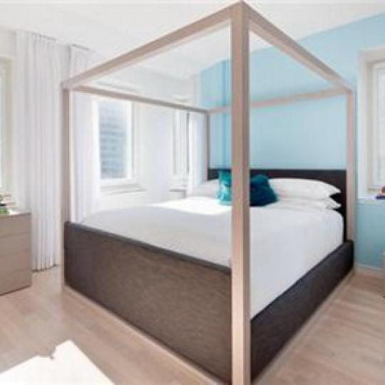 Cassa NYC Bedroom – Manhattan Condos for Sale
