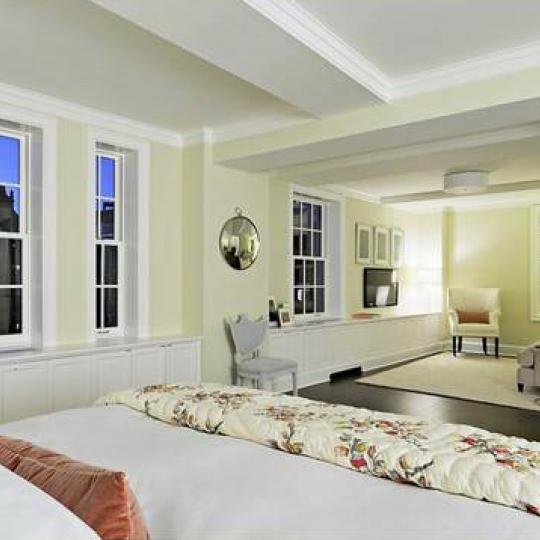 28 East 10th Street Bedroom – NYC Condos for Sale