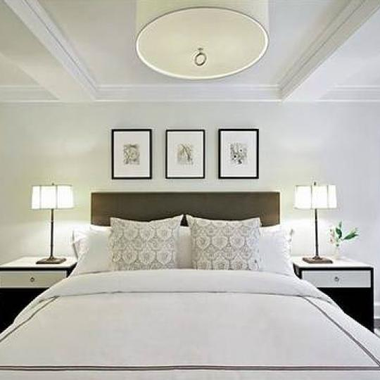 28 East 10th Street NYC Condos – Bedroom at Devonshire House