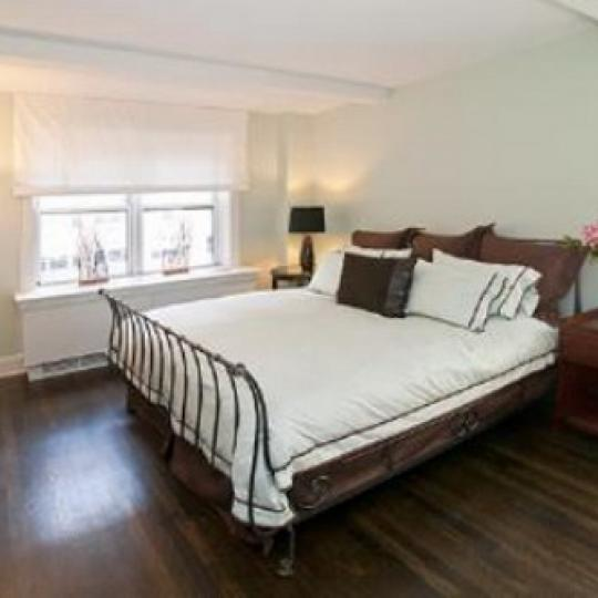 170 East 77th Street Bedroom – NYC Condos for Sale