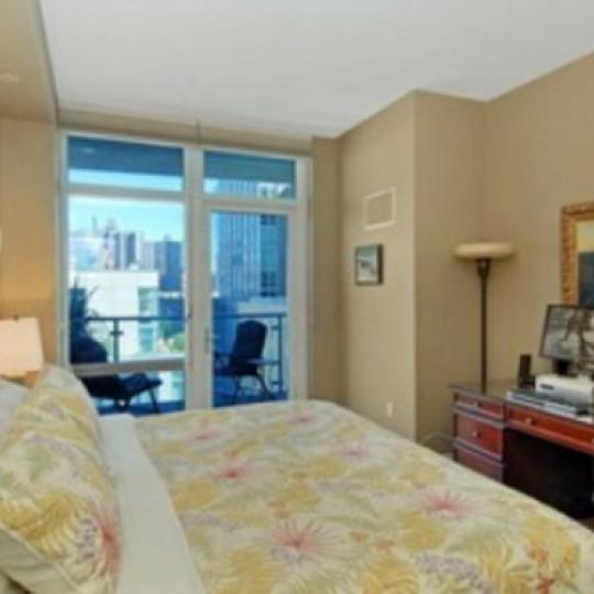 555 West 59th Street Manhattan – Bedroom at Element Condominium
