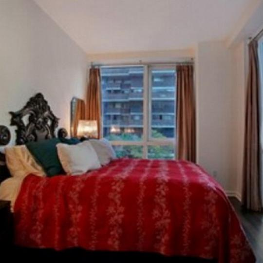 340 East 23rd Street NYC Condos – Bedroom at Gramercy Starck