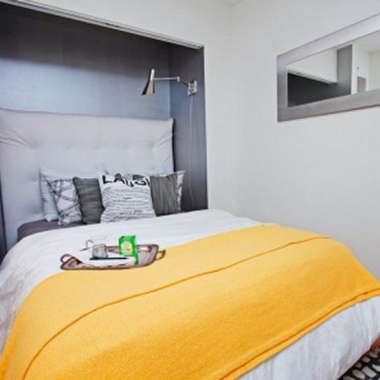 Greenwich Club Residences Bedroom - 88 Greenwich Street Condos for Sale