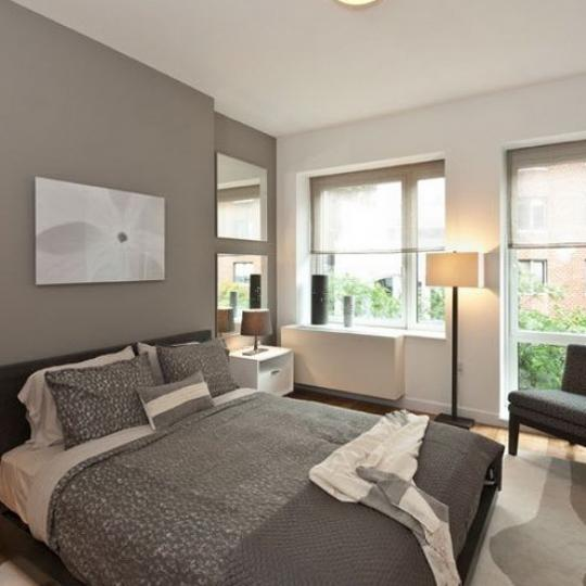 Griffin Court Bedroom - Clinton NYC Condominiums
