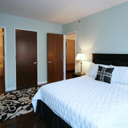 Isis Condominiums - Bedroom