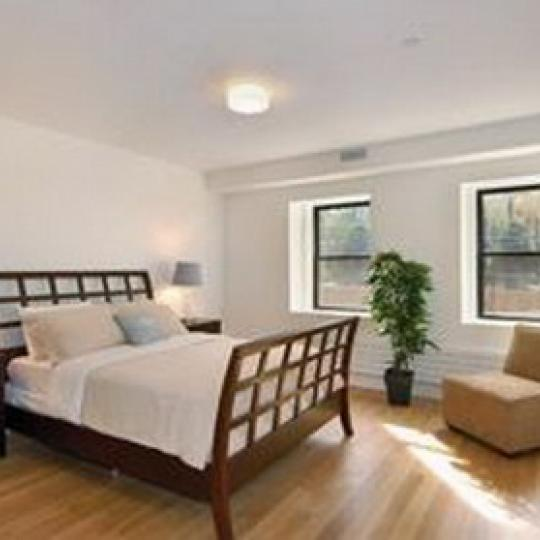 233 East 17th Street Manhattan -  Bedroom at Landmark 17