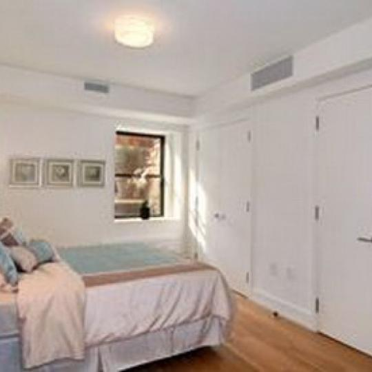 233 East 17th Street NYC Condos - Bedroom at Landmark 17