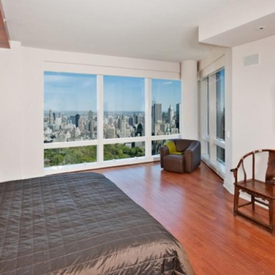 Residences at Mandarin Oriental Bedroom - Condominiums for Sale NYC