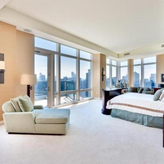 80 Columbus Circle New Construction Condominium Bedroom