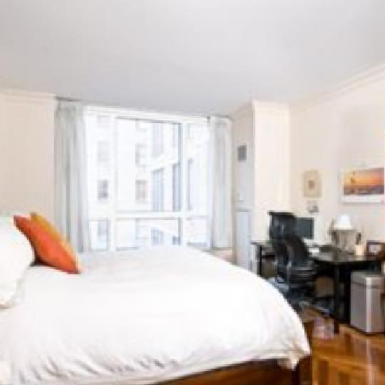 351 East 51st Street Bedroom - NYC Condos for Sale