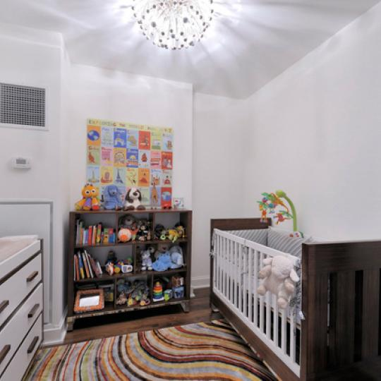 140 West 22nd Street Bedroom - NYC Condos for Sale