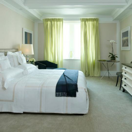 25 East 77th Street Condominium Bedroom