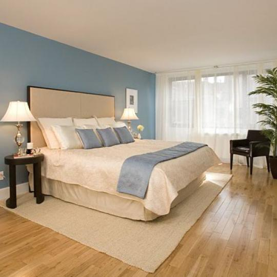 The New Yorker Condominium Bedroom - 1474 Third Avenue Condos for Sale