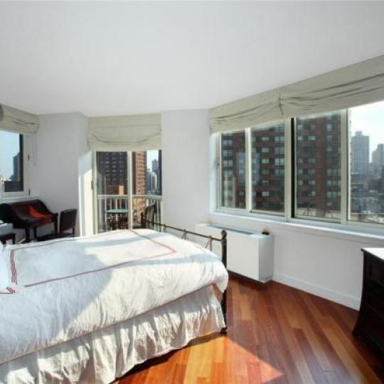 The Omni New Construction Building Bedroom - NYC Condos