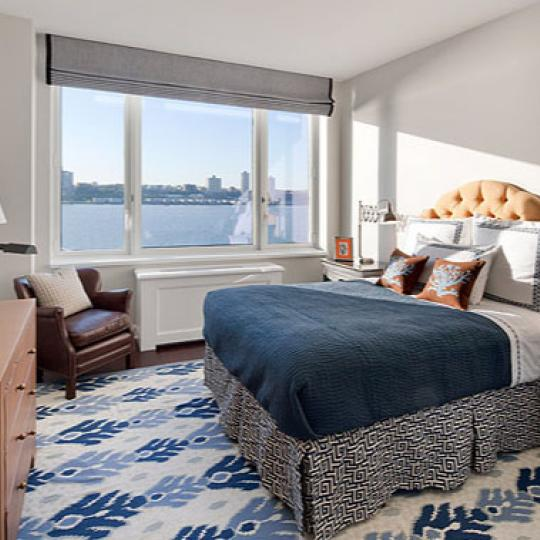 The Rushmore Bedroom - Manhattan Condos for Sale