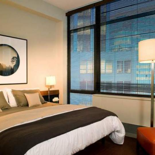 The Setai Bedroom - Manhattan Condos for Sale