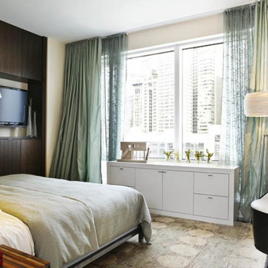 70 Little West Street Bedroom - NYC Condos for Sale