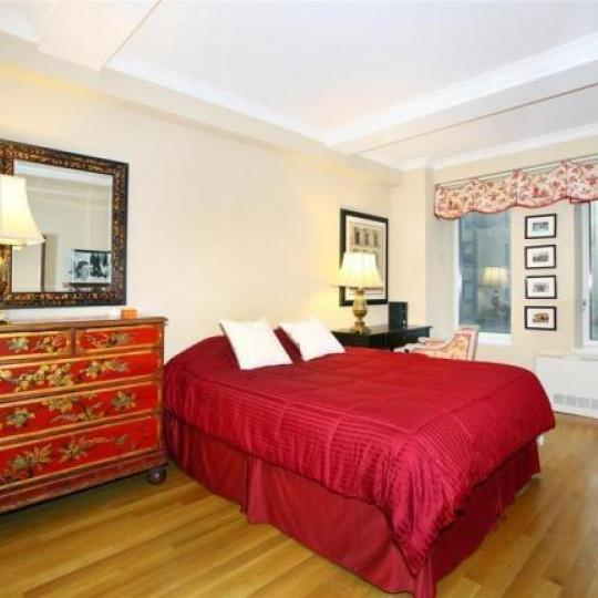 502 Park Avenue Bedroom - NYC Condos for Sale