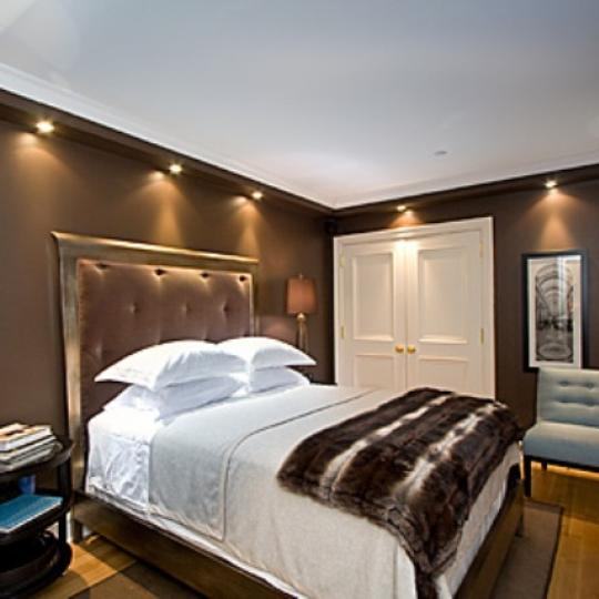 502 Park Avenue Manhattan - Bedroom at Trump Park Avenue