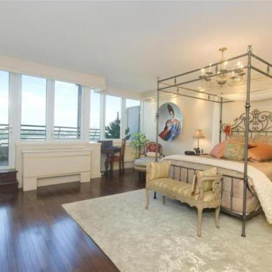 120 Riverside Boulevard NYC Condos - Bedroom at Trump Place