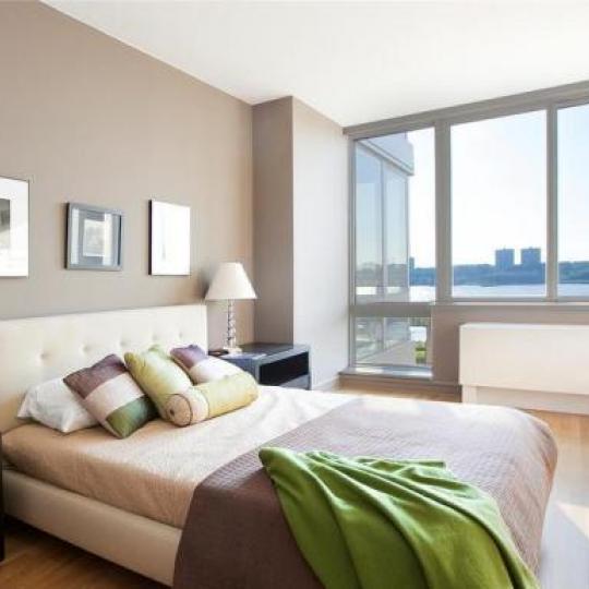 Trump Place Bedroom - Manhattan Condos for Sale