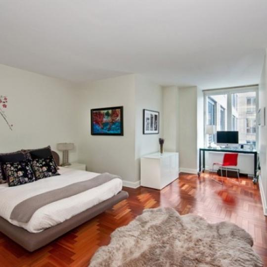 Trump Place Bedroom - Manhattan Condos for Sale