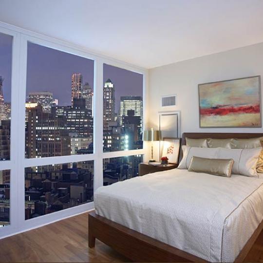 Twenty 9th Park Madison Bedroom - Condominiums for Sale NYC