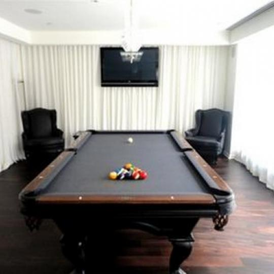 Gramercy Starck Billiards – Manhattan Condos for Sale