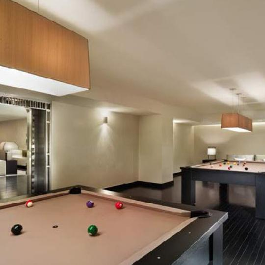 20 Pine Billiards Room - Condos for Sale NYC