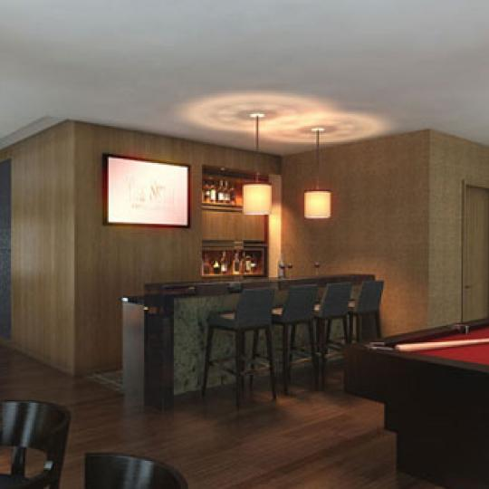 400 Fifth Avenue New Construction Condominium Billiards