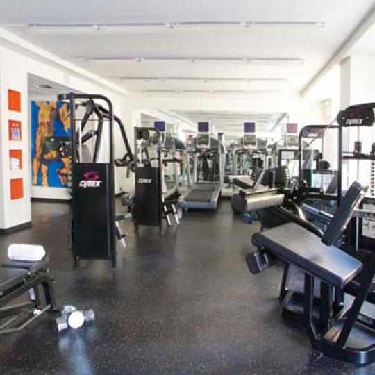 Bridge Tower Place - Gym - Condos for Sale NYC