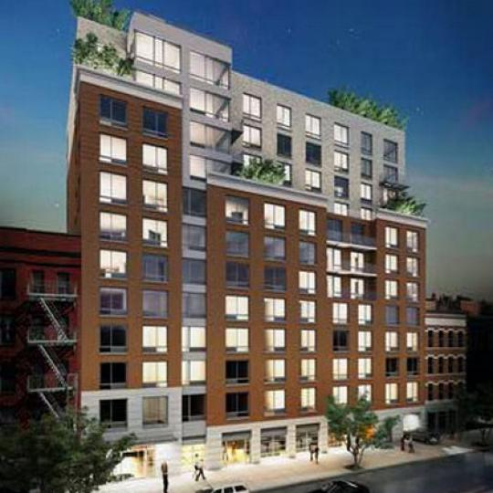 2280 Frederick Douglass Boulevard NYC Condos - Apartments for Sale in Harlem