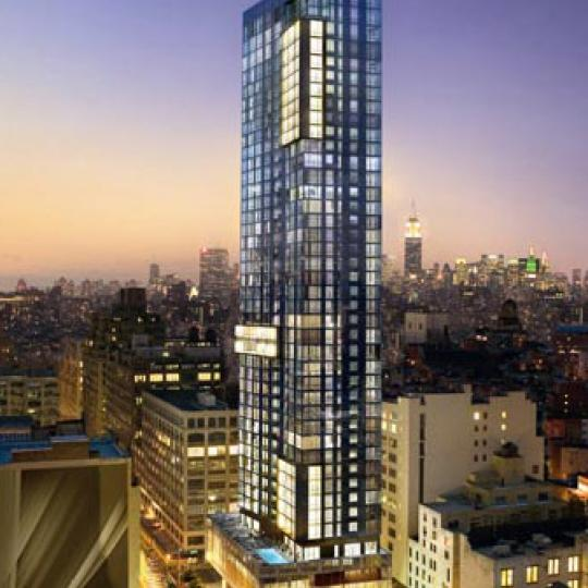 Trump Soho Condominium Hotel NYC Condos - Apartments for Sale in Soho